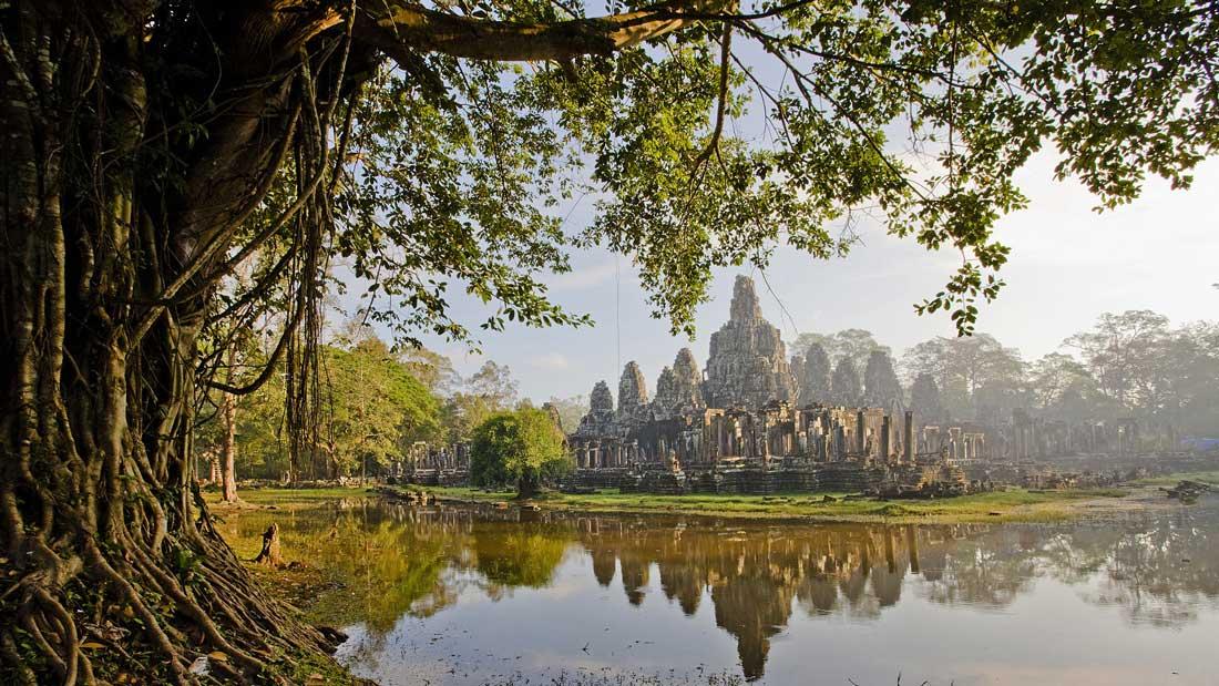 Камбоджа Вьетнам Тур